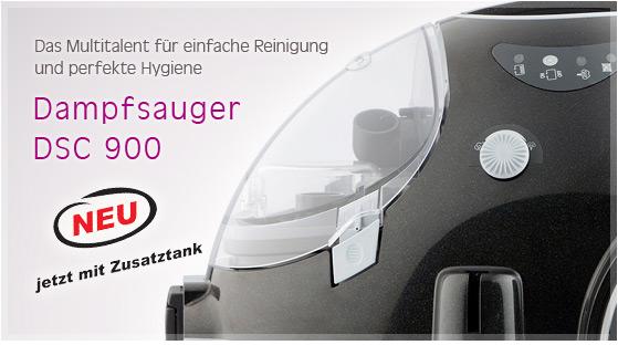 Dampfsauger DSC 900
